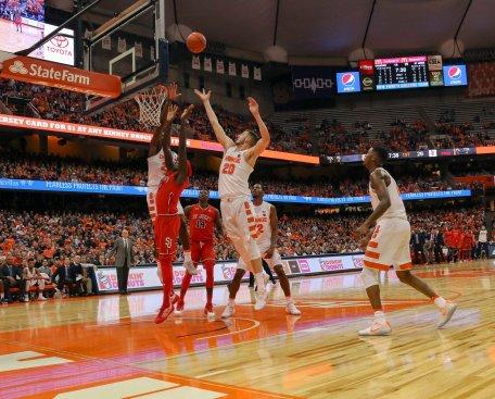 Syracuse Men's Basketball 1